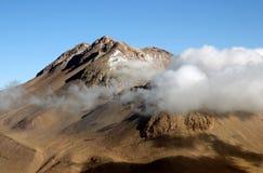 горы andes Чили Стоковая Фотография