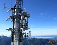 горы anthenne Стоковая Фотография RF