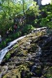 Горы ardenne coo-приключения Plopsa стоковые фотографии rf