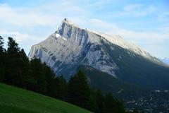 Горы Banff Альберты, Канады Стоковые Изображения RF