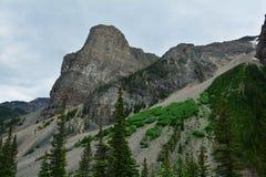 Горы Banff Альберты, Канады Стоковые Фото