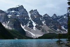 Горы Banff Альберты, Канады Стоковое Изображение RF