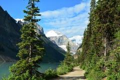Горы Banff Альберты, Канады Стоковая Фотография