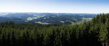 Горы Beskid Стоковые Изображения