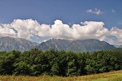 горы bucegi Стоковое Изображение RF