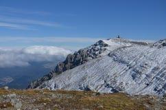 Горы Bucegi, Стоковая Фотография RF