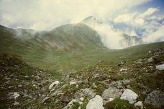 Горы Bucegi Стоковое Изображение