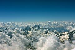 горы caucasus Стоковые Изображения RF