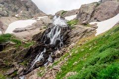 горы colorado утесистые Стоковое фото RF