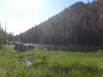 горы colorado Стоковое Фото