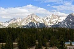 горы colorado Стоковое Изображение RF