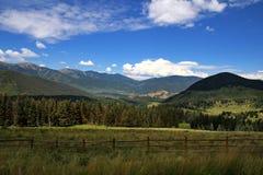 горы colorado Стоковая Фотография RF