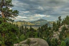 горы colorado Стоковое фото RF