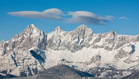 Dachstein стоковое фото rf
