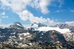 Горы Dachstein Стоковое Изображение RF