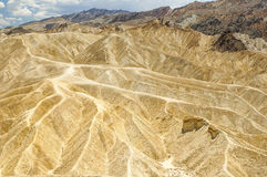 Горы Desertic Стоковое Изображение RF