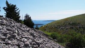 Горы Dinaric Стоковая Фотография RF