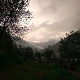 Горы Dzembronya Стоковые Изображения