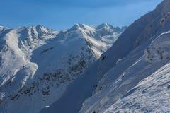 Горы Fagaras Стоковые Фотографии RF