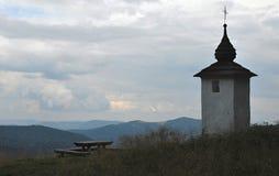 Горы Gorce Стоковое фото RF