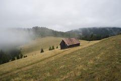 Горы Gorce Стоковое Изображение