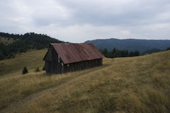 Горы Gorce Стоковая Фотография