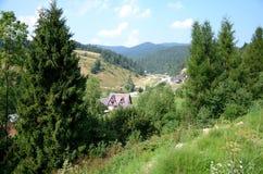 Горы Gorce Стоковые Фото