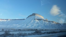 Горы Grand Junction Стоковое Фото