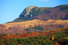 горы gutai Стоковое Изображение RF