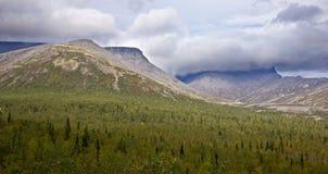 Горы Hibiny Стоковые Фото