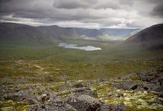 Горы Hibiny Стоковое Изображение