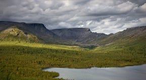 Горы Hibiny Стоковые Фотографии RF