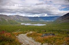 Горы Hibiny Стоковое фото RF