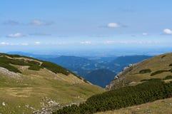 Горы IV Стоковое фото RF