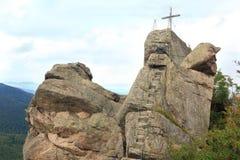 Горы Jizera Стоковая Фотография RF