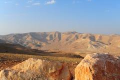 горы judea стоковое изображение rf