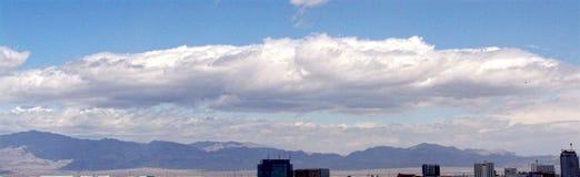 Горы LV3 сьерра-невады Лас-Вегас Стоковые Фото