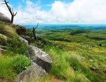 Горы Nyanga стоковая фотография