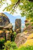 Горы Pindos Стоковые Изображения RF