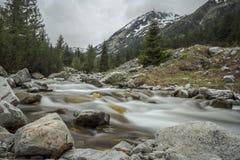 Горы Pirin стоковая фотография rf