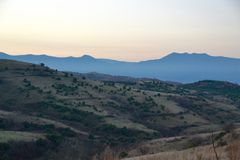 Горы Pirin Стоковые Изображения RF