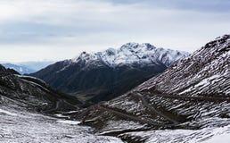 Горы Qilan стоковые изображения