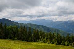 Горы Retezat Стоковая Фотография