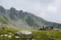 Горы Retezat Стоковые Фото