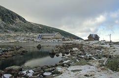 Горы Rila Стоковое Фото