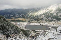Горы Rila Стоковые Изображения