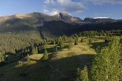 горы san colorado juan Стоковая Фотография RF