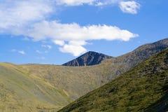 Горы Sayan Стоковые Фотографии RF