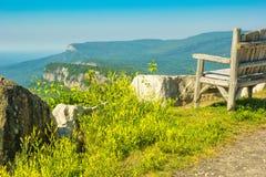 Горы Shawangunk Стоковые Фото