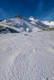 Горы Slovak Стоковая Фотография